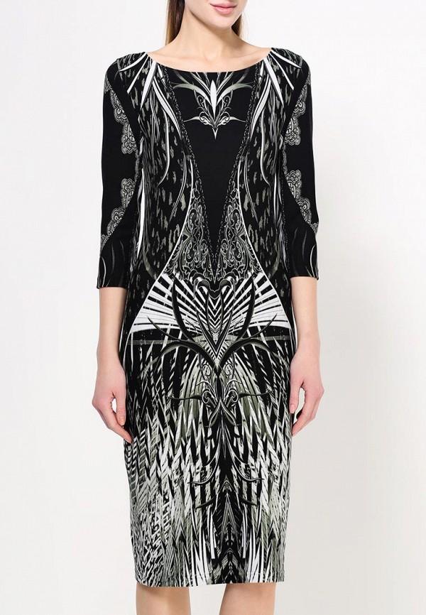 Платье-миди Adzhedo 40653: изображение 4