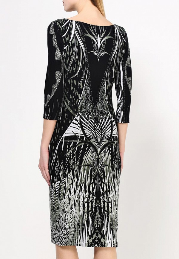 Платье-миди Adzhedo 40653: изображение 5