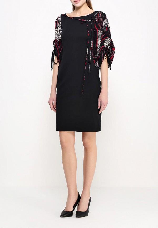 Платье-миди Adzhedo 40656: изображение 3