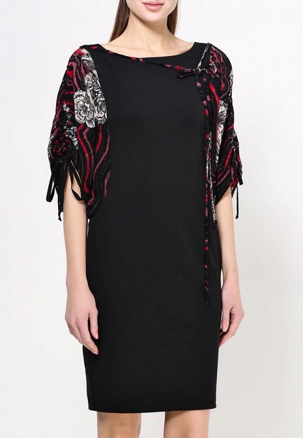 Платье-миди Adzhedo 40656: изображение 4