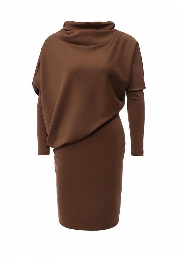 Платье-миди Adzhedo 40714: изображение 1