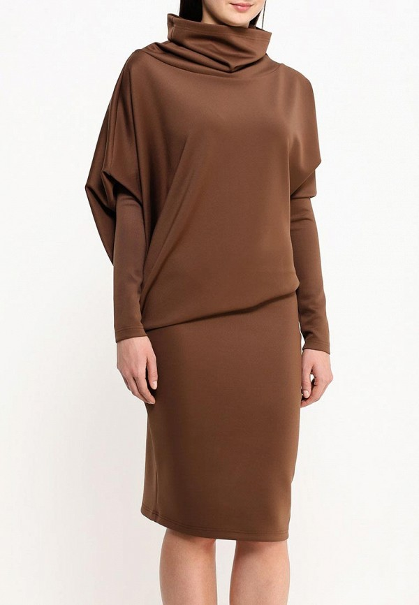 Платье-миди Adzhedo 40714: изображение 3