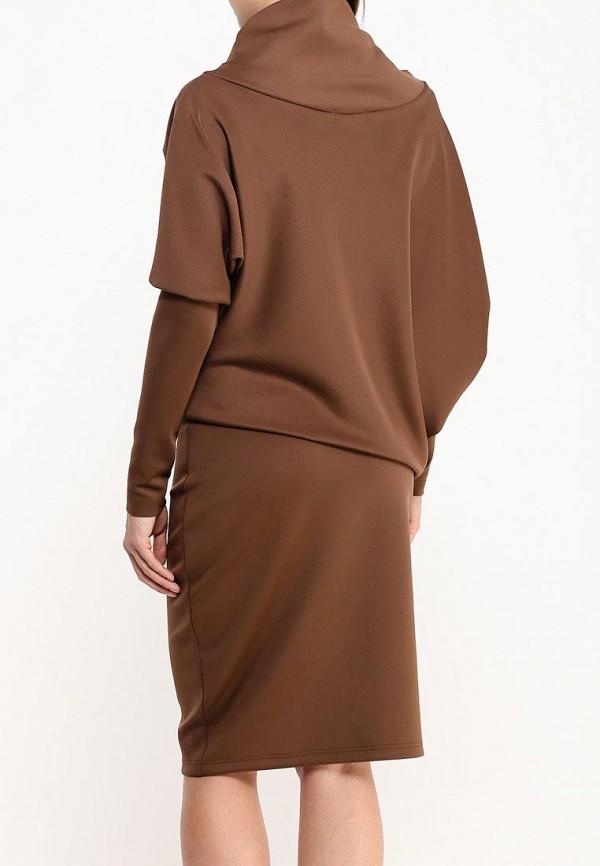 Платье-миди Adzhedo 40714: изображение 4