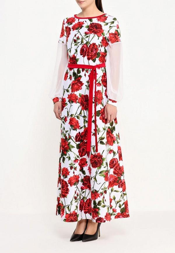 Платье-макси Adzhedo 40719: изображение 3