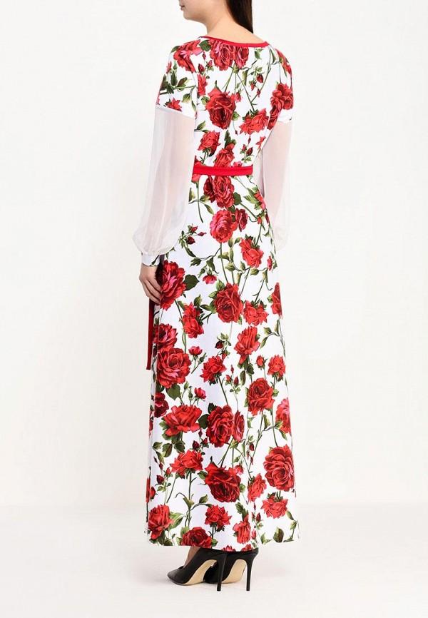 Платье-макси Adzhedo 40719: изображение 4