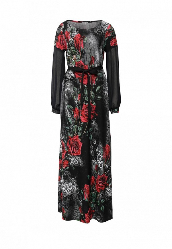 Платье-макси Adzhedo 40720: изображение 2