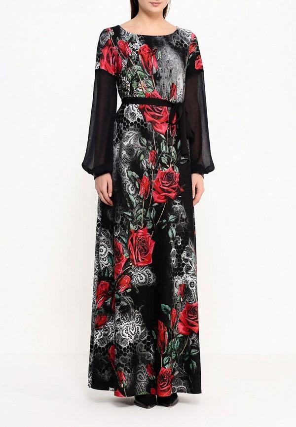 Платье-макси Adzhedo 40720: изображение 3