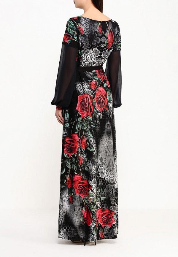 Платье-макси Adzhedo 40720: изображение 4