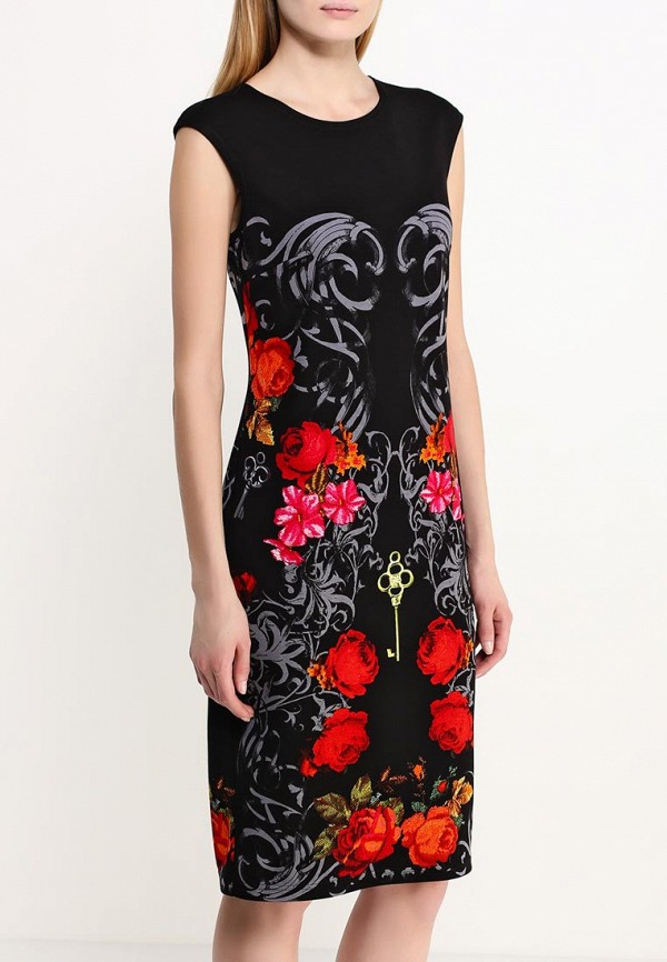 Платье-миди Adzhedo 40721: изображение 4