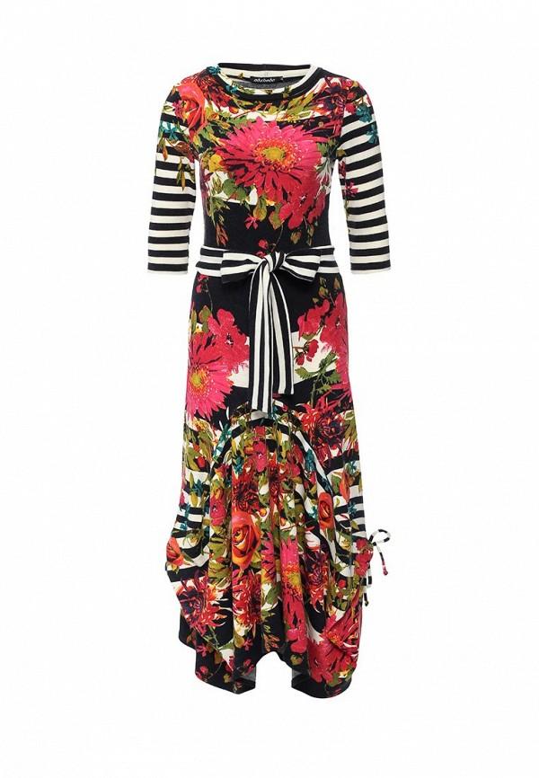 Платье-макси Adzhedo 40722: изображение 2