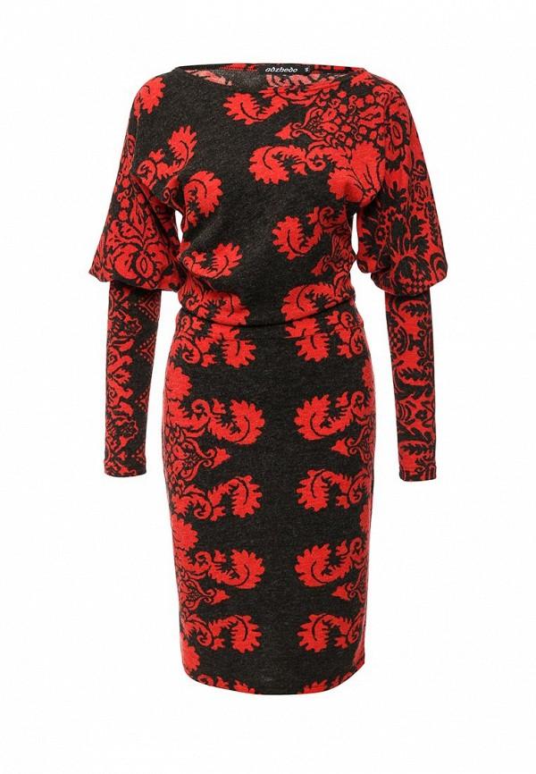 Платье-миди Adzhedo 40704: изображение 1