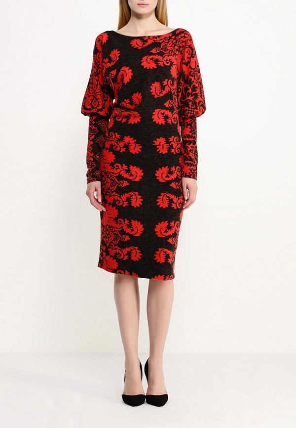 Платье-миди Adzhedo 40704: изображение 2