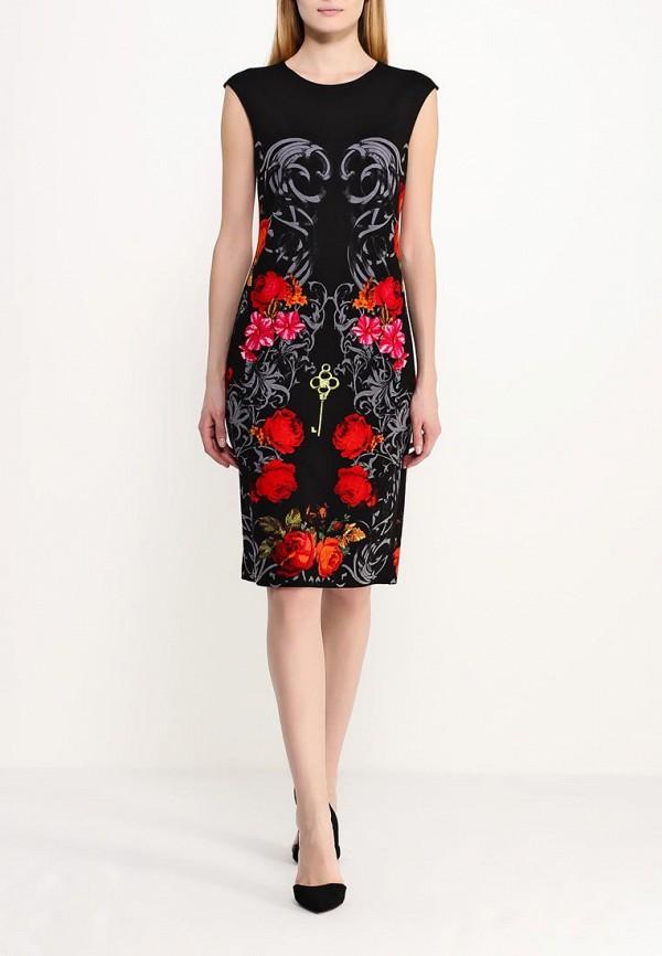 Платье-миди Adzhedo 40705: изображение 2