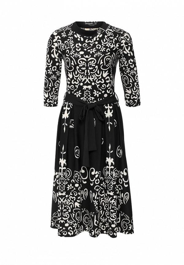 Платье-миди Adzhedo 40706: изображение 1