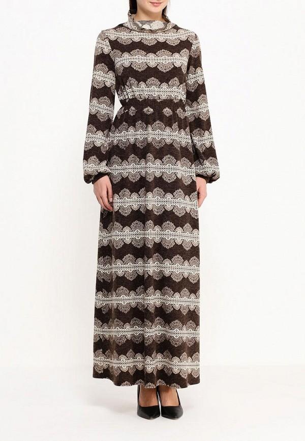 Платье-макси Adzhedo 40707: изображение 3