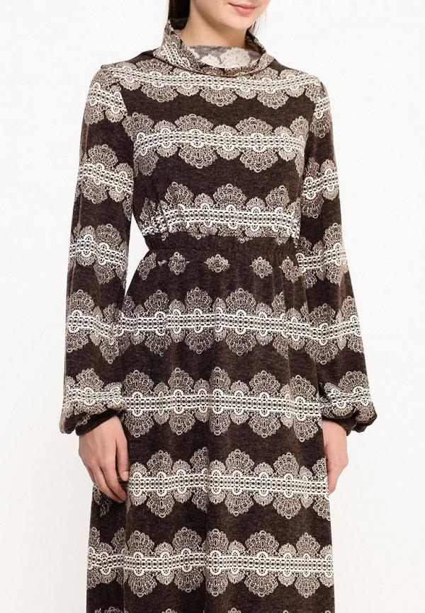 Платье-макси Adzhedo 40707: изображение 5