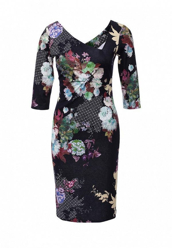 Платье-миди Adzhedo 40708: изображение 2