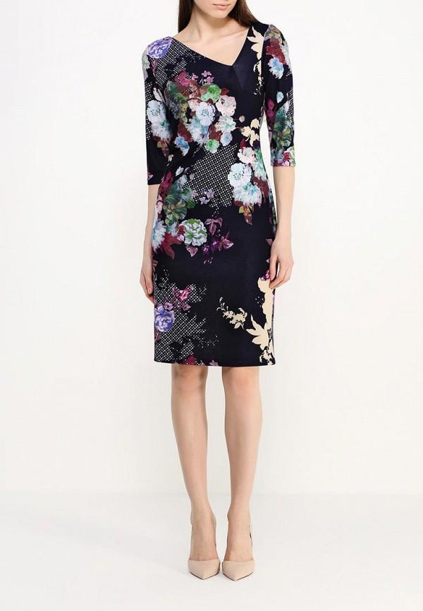 Платье-миди Adzhedo 40708: изображение 3