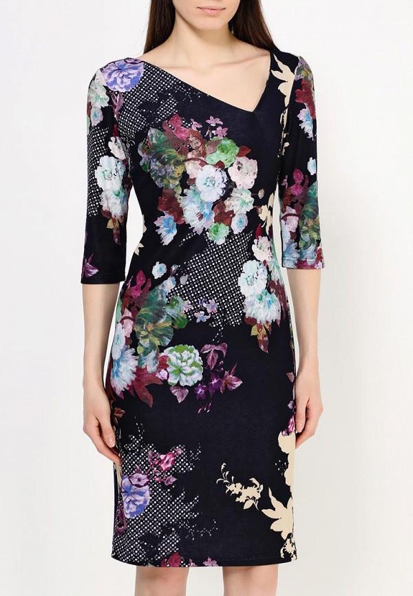 Платье-миди Adzhedo 40708: изображение 4