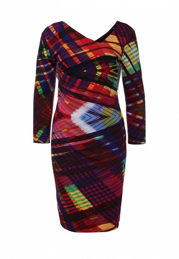 Платье-миди Adzhedo 40709: изображение 1
