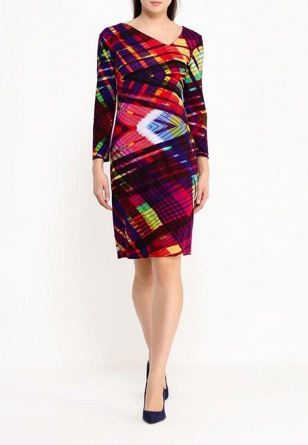 Платье-миди Adzhedo 40709: изображение 3