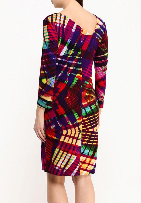 Платье-миди Adzhedo 40709: изображение 5