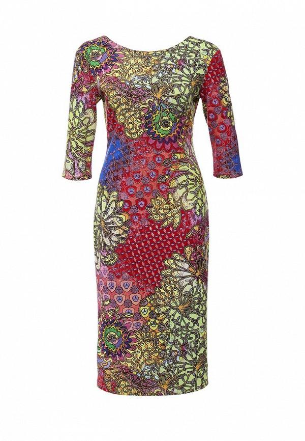 Платье-миди Adzhedo 40710: изображение 2