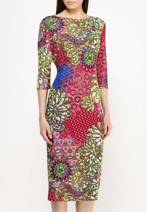 Платье-миди Adzhedo 40710: изображение 4