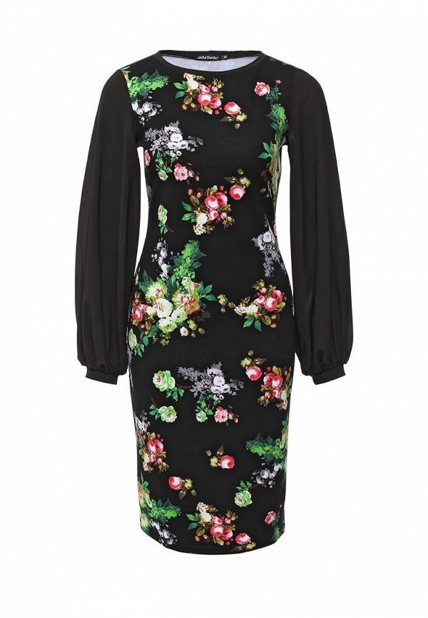 Платье-миди Adzhedo 40711: изображение 1