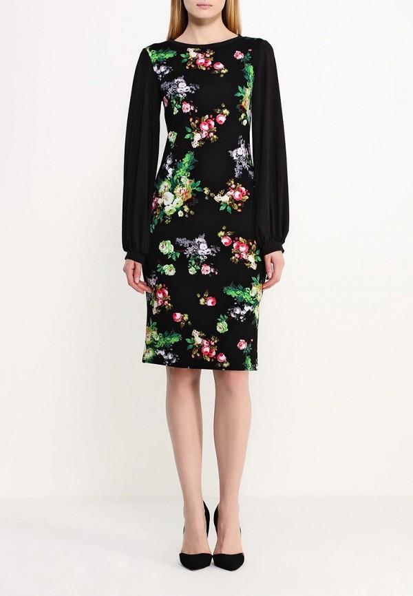 Платье-миди Adzhedo 40711: изображение 2