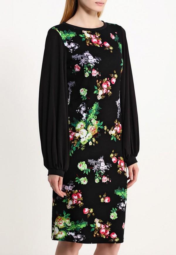 Платье-миди Adzhedo 40711: изображение 3