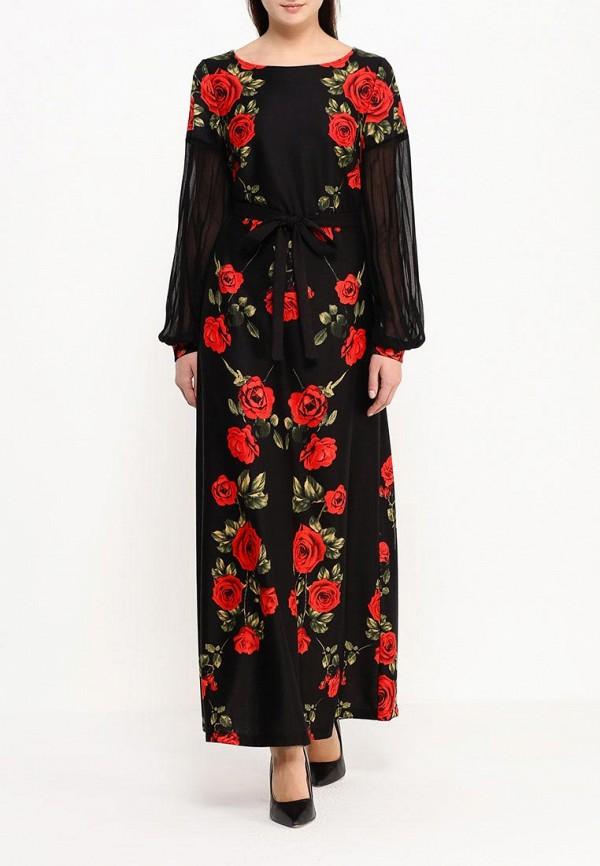 Платье-макси Adzhedo 40712: изображение 3