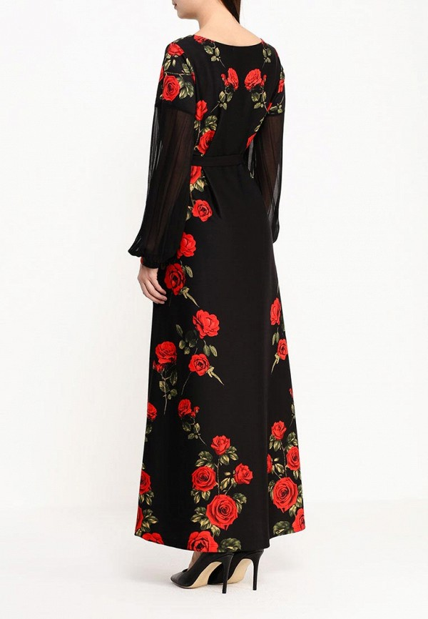 Платье-макси Adzhedo 40712: изображение 4