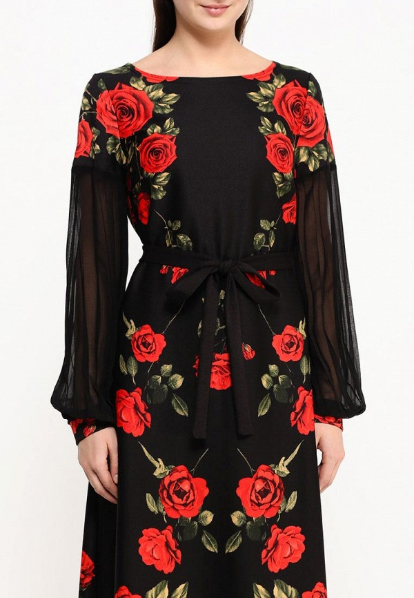 Платье-макси Adzhedo 40712: изображение 5