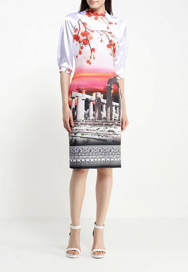 Платье-миди Adzhedo 40748: изображение 2