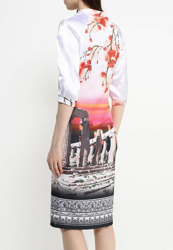 Платье-миди Adzhedo 40748: изображение 4