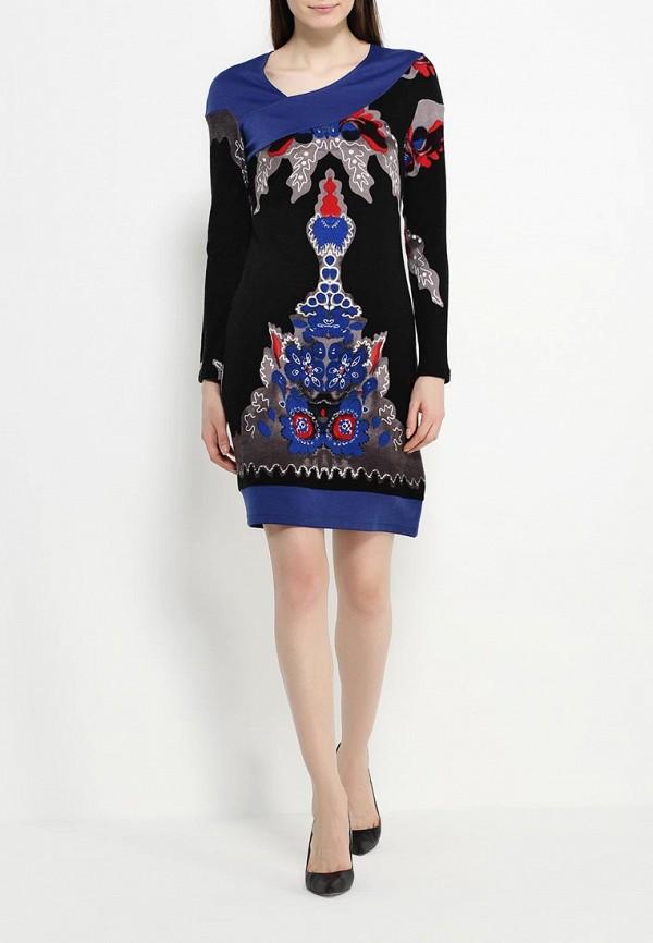 Вязаное платье Adzhedo 40737: изображение 2