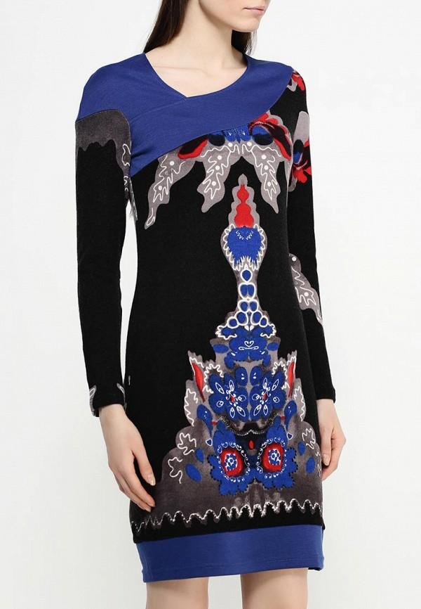 Вязаное платье Adzhedo 40737: изображение 3