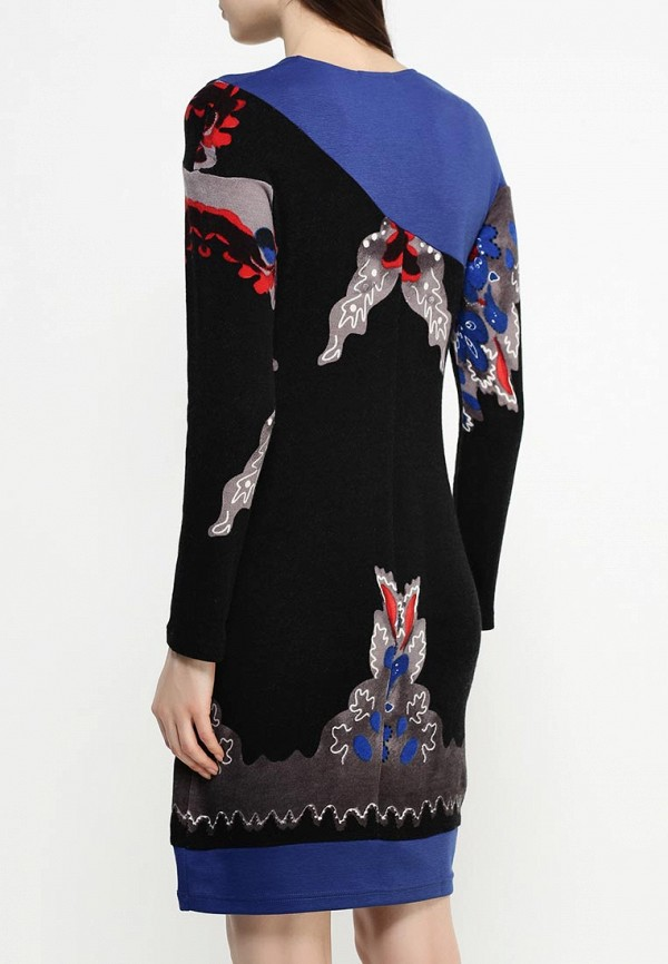 Вязаное платье Adzhedo 40737: изображение 4