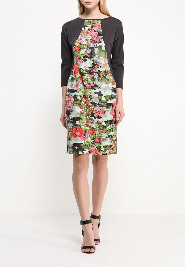 Платье-миди Adzhedo 40753: изображение 2