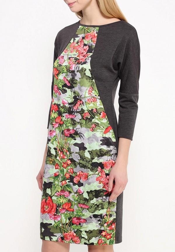 Платье-миди Adzhedo 40753: изображение 3