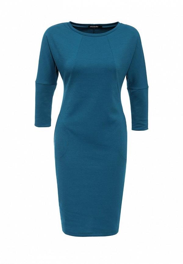 Платье-миди Adzhedo 40754: изображение 1