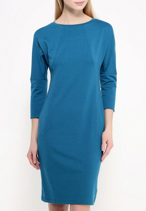 Платье-миди Adzhedo 40754: изображение 3