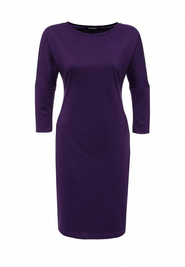 Платье-миди Adzhedo 40755: изображение 1
