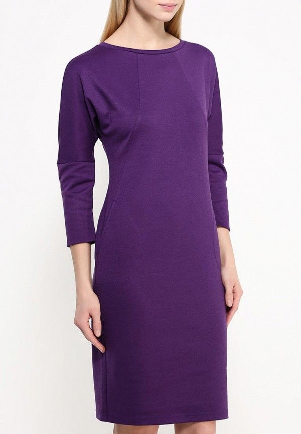 Платье-миди Adzhedo 40755: изображение 3