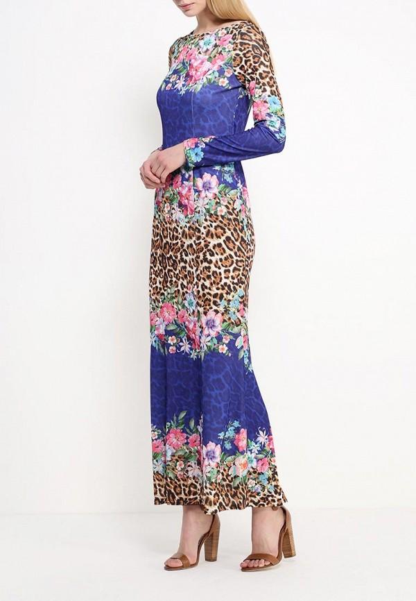 Платье-макси Adzhedo 40760: изображение 2