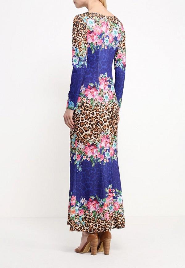 Платье-макси Adzhedo 40760: изображение 3