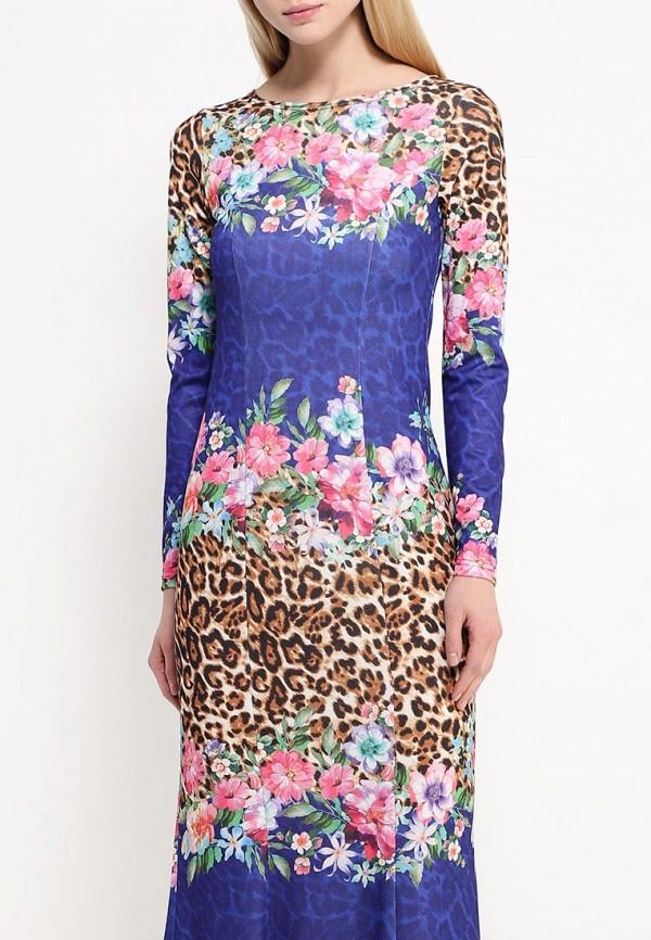 Платье-макси Adzhedo 40760: изображение 4