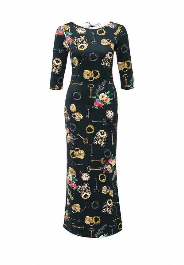 Платье-макси Adzhedo 40761: изображение 1