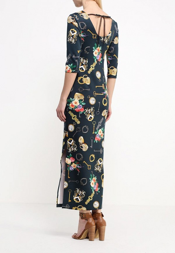 Платье-макси Adzhedo 40761: изображение 3